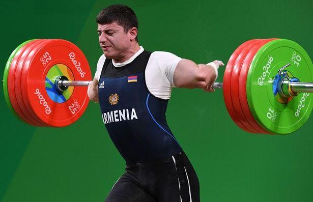 Rio 2016 Infortunio Andranik Karapetyan injury video