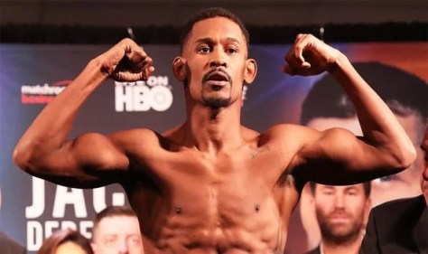 Jacobs is one of the world's best middleweights