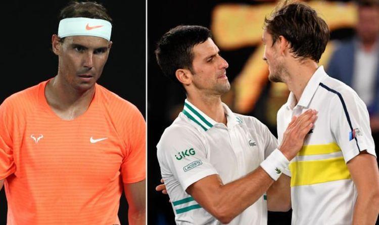 Rafael Nadal injury: Daniil Medvedev has Rotterdam Open shot to end Novak Djokovic duopoly