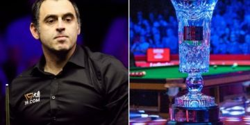 Players Championship snooker final LIVE: John Higgins builds 5-0 lead vs Ronnie O'Sullivan