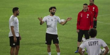 """Opposition player warns he will """"deal with"""" Mohamed Salah on international duty"""