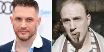 Capone movie: Tom Hardy so committed 'he endured real slaps and painful contact lenses'