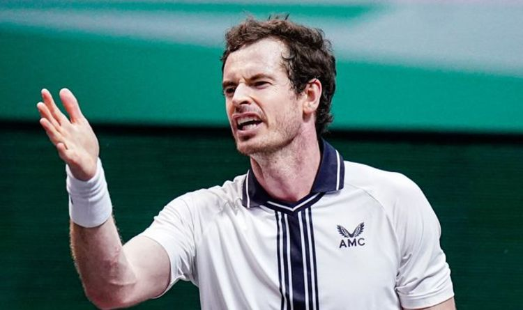 Andy Murray issues defiant response to retirement questions – 'Why should I stop?'