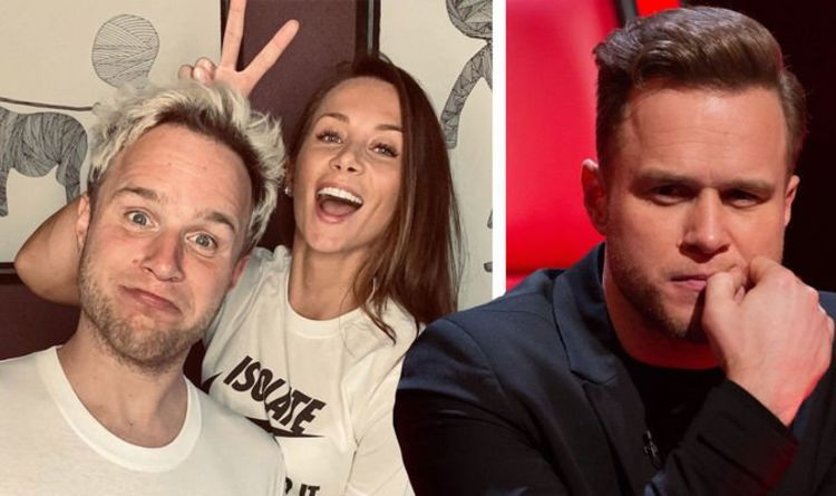 Olly Murs calls it quits on pranking girlfriend Amelia: 'Things were getting out of hand'