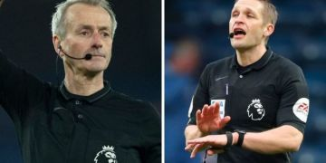 Referee Craig Pawson pulled from Liverpool vs Chelsea clash two hours before kick-off