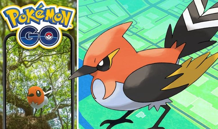 Pokemon Go March 2021 Community Day DATE, times, Shiny Fletchling, rewards, special moves