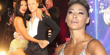 Karen Hauer admits it was hard working with ex Kevin Clifton on Strictly after tough split
