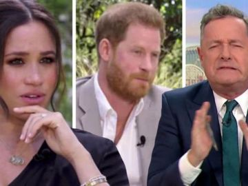 Piers Morgan breaks his silence on Meghan and Harry interview: 'Too late for Oscar noms?'