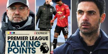 Premier League talking points: Man Utd's Rashford risk, Liverpool rebuild, Arsenal boring