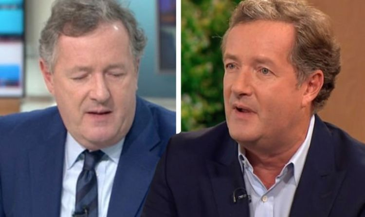 Piers Morgan speaks out for the first time since quitting GMB: 'Trust your gut'