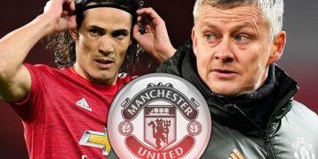Man Utd boss Ole Gunnar Solskjaer responds to Edinson Cavani summer transfer speculation