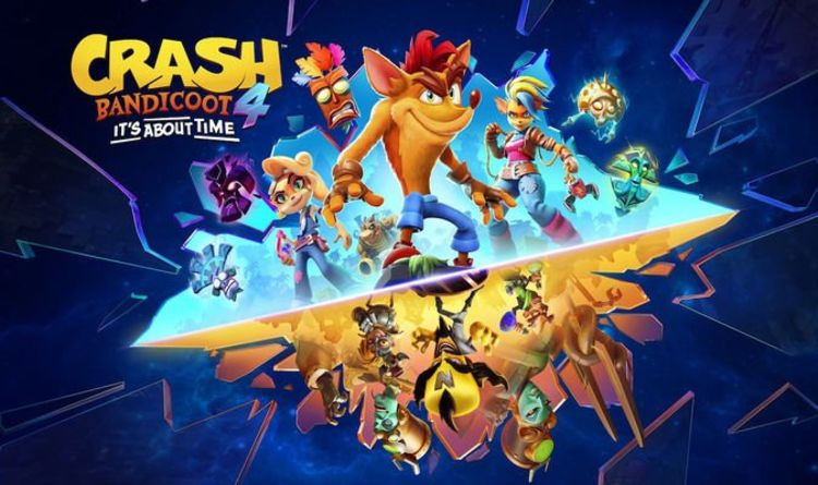 Crash Bandicoot 4 PS5, Xbox Series X, Switch release date and time for FREE upgrade