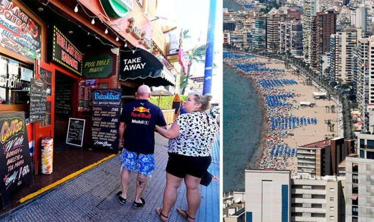 Benidorm: Express readers divided over appeal of Spanish resort – 'lovely' or 'awful'?