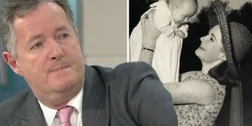 Piers Morgan hints he's been struggling after GMB exit with Mother's Day post