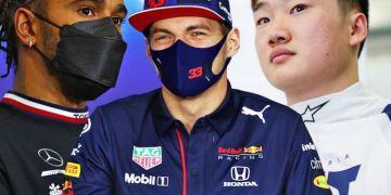 Lewis Hamilton struggles as Max Verstappen dominates F1 testing with Yuki Tsunoda second