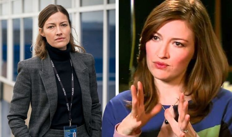 Kelly Macdonald admits she had a 'real issue' with her new role in Line Of Duty series 6