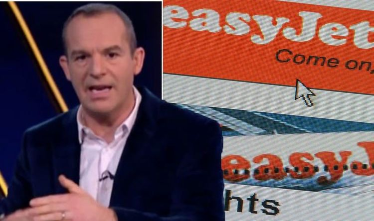 Martin Lewis shares how easyJet customers can benefit from extra 'six months' to rebook