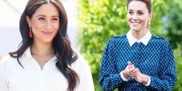 Meghan Markle's 'modern' style is 'very different' from 'classic' Kate Middleton