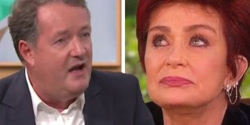 Piers Morgan confirms 'disgusting' truth about ally Sharon Osbourne's death threats