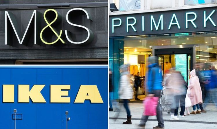 Marks & Spencer, Next, Primark and IKEA shopping rules when stores reopen – what to know