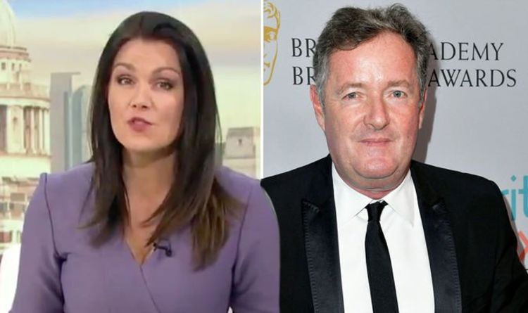 Susanna Reid blasted by GMB viewers as they pine for return of Piers Morgan