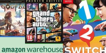Amazon Warehouse gaming sale launched: PS5, Xbox, PS4 and Switch games get BIG savings