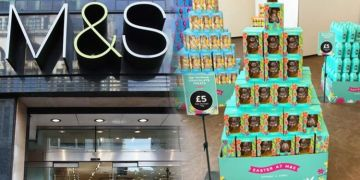 Marks & Spencer opens 50 pop-up food stores ahead of Easter - full list of locations