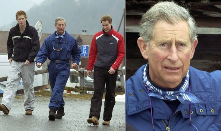 Prince Charles' 'royal blunder' with 'derogatory' moment on family ski holiday