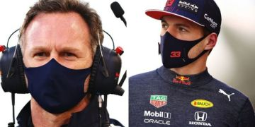 Max Verstappen fumes at Christian Horner after Lewis Hamilton wins epic Bahrain Grand Prix