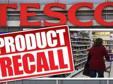 Tesco, Asda, Sainsbury's and Morrisons issue food recall - shoppers urged 'do not eat'
