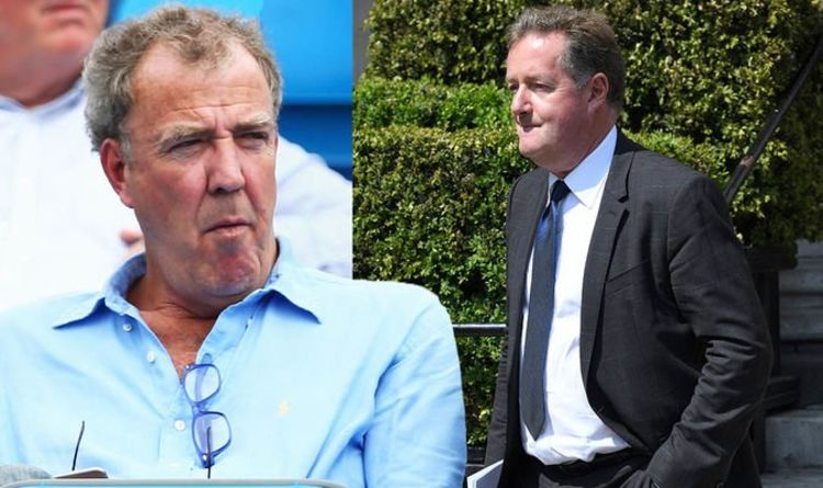 Jeremy Clarkson's text to Piers Morgan after Meghan Markle row erupted 'I'm on your side'