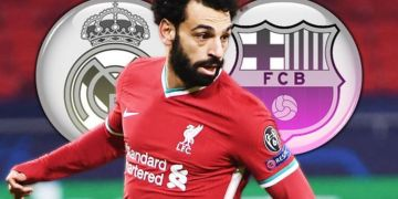 Liverpool star Mohamed Salah refuses to rule out transfer exit - 'It's not up to me'