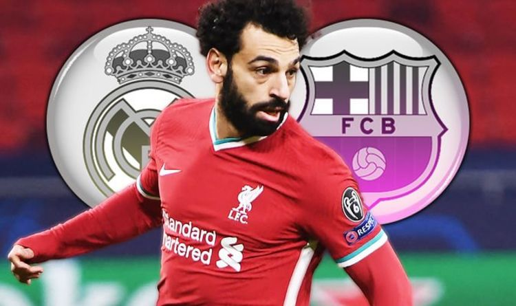 Liverpool star Mohamed Salah refuses to rule out transfer exit – 'It's not up to me'