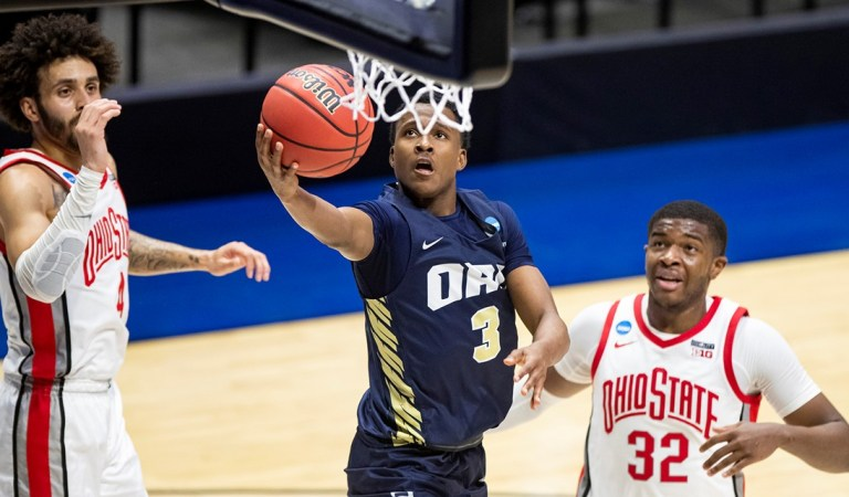 Oral Roberts destroyed March Madness perfect brackets. It only got worse Friday.