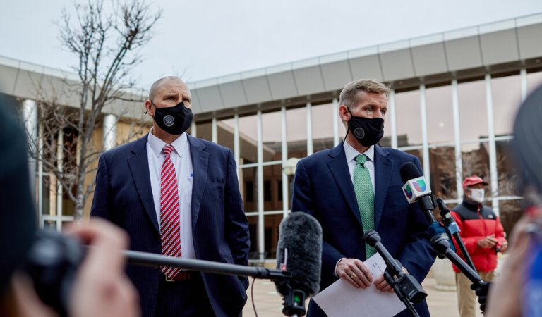 Boulder Shooting Suspect's Lawyer Cites 'Mental Illness' in First Court Appearance