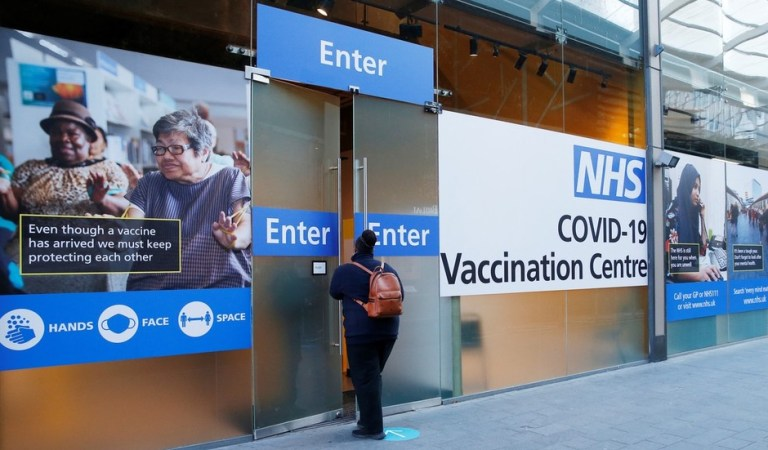 Vaccine passports to bolster British economy and combat impacts of Covid-19 crisis – finance minister