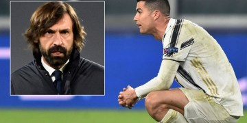 Ronaldo KO: Woe for Cristiano as Juventus crash out of the Champions League after agonizing extra-time away-goals defeat to Porto