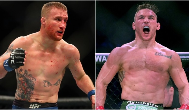 Prepare for violence: UFC buzzsaws Justin Gaethje and Michael Chandler 'set to meet in top lightweight contender matchup'