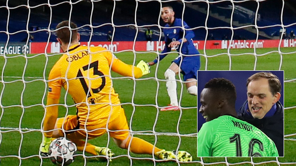 'We have nothing to fear': Lucky 13 for Tuchel as Chelsea reach the Champions League quarterfinals by beating Atletico Madrid 2-0