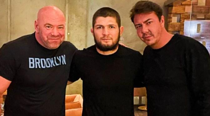 UFC supremo Dana White admits defeat in bid
