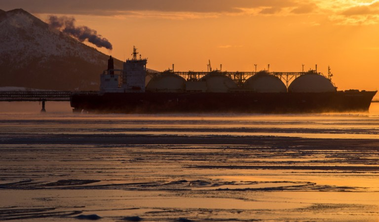 Russia boosts Arctic LNG shipments to China to meet growing energy demand