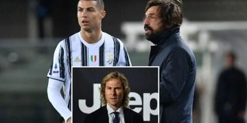 Ronaldo and Pirlo will BOTH be at Juventus next season, says Pavel Nedved