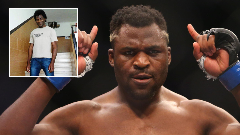Predator: The remarkable and unlikely rise of UFC heavyweight knockout artist Francis Ngannou
