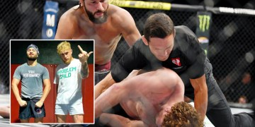 Boxing vs. MMA: Jorge Masvidal calls ex-UFC rival Ben Askren a 'crotch sniffer' as fans turn on him again over Jake Paul sparring