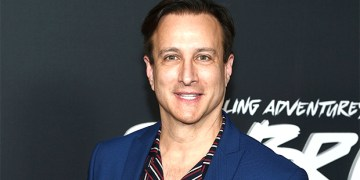 'Perfect Strangers' Star Bronson Pinchot, 61, Sheds 60 Lbs. On Vegan Diet: See Before & After Pics