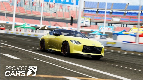 Creating the Mythical Nissan Z Proto in Project CARS 3: Power Pack DLC