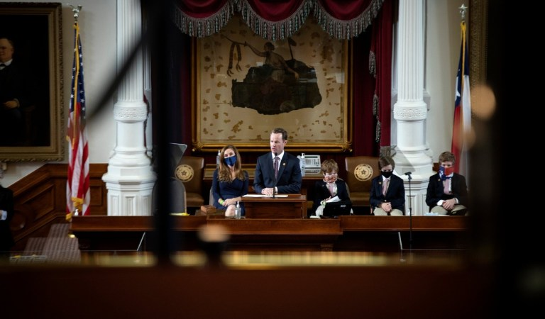 After slow start, Texas lawmakers pick up the pace on GOP priorities as legislative session passes halfway mark