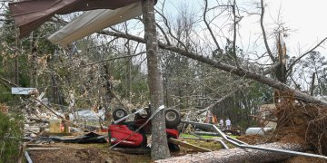 Small Towns Grieve After Tornadoes Across Georgia and Alabama