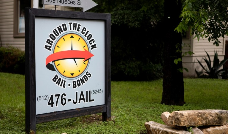 Texas lawmakers advancing bail bills that opponents say do little for people stuck in jail because they're poor