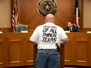 After stalling for years, effort to allow permitless carrying of handguns sees major breakthrough in Texas House